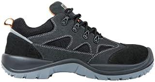 Exena 1133691113458 Chaussures de protection du travail, Noir, 45