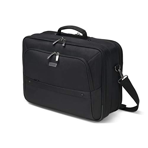 DICOTA Multi Twin ECO Select - Notebook-Tasche, schwarz