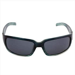 Polaroid Women's Sunglasses, Ocean Blue Plastic Frame, Polarized Lens, 8500J, OSH017