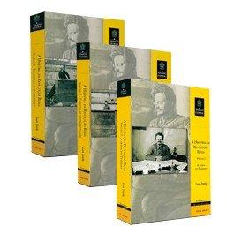 A História da Revolução Russa - 3 Volumes