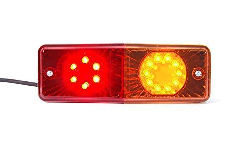 PILOTO TRACTOR LED TRASERO 12/24