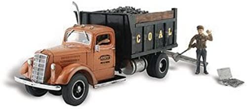 Con 100% de calidad y servicio de% 100. N Lumpy's Lumpy's Lumpy's Coal Company by WOODLAND SCENICS  estilo clásico