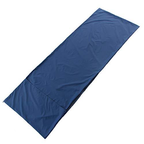 YEMO Ultralight slaapzak Liner, ademende lente zomer slaapkussen gebruiken als een lichtgewicht slaapzak wanneer u reizen reizen Camping wandelen 200x75cm(79x30inch) A