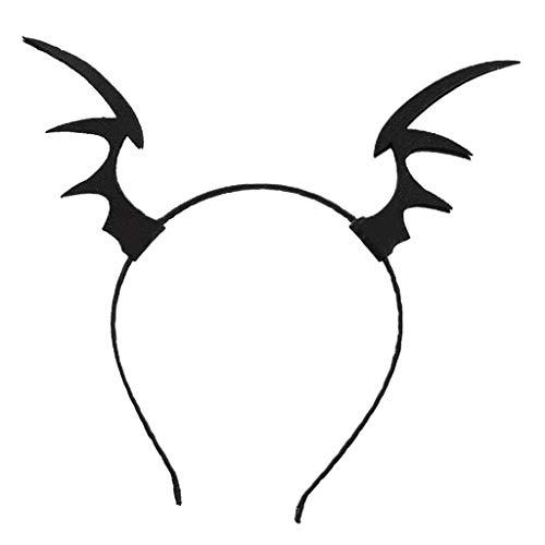 Diademas para mujer, diadema para Halloween, cosplay, telaraña, fantasma, horquilla de mano, aro para el pelo, suministros para fiestas