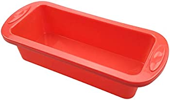Silivo Non-Stick Silicone Bread and Loaf Pan