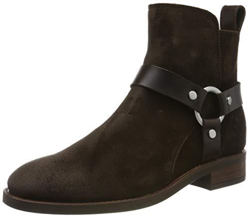 GANT Footwear Damen FAY Biker Boots, Braun (Dark Brown G46), 39 EU