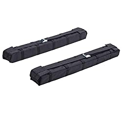 OrionMotorTech Universal Car Soft Roof Rack paddle board gift