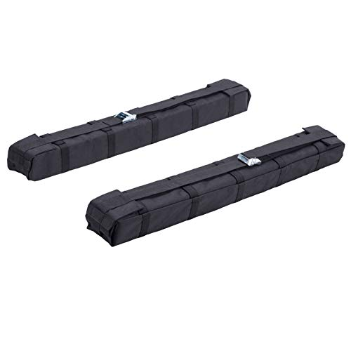 OrionMotorTech Universal Car Soft Roof Rack