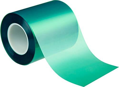 3M 97927 - Cinta de poliéster 8992L, 61 cm x 183 m, 3,2 mil, verde