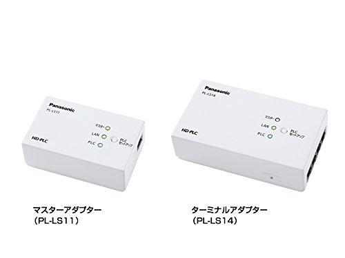 Panasonic(パナソニック)『PLCアダプター PL-LS14KT』