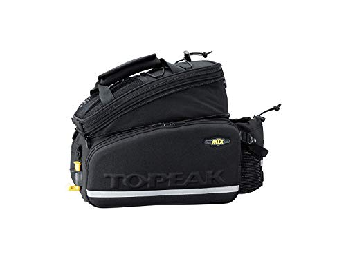 Topeak MTX Trunk Bag Dx with Water Bottle Holder