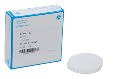1440-917 - Grade 40 Ashless Analysis Filter Paper Bombing new work New item Pollution for