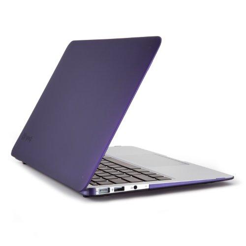 Speck SeeThru Satin MacBook Air 11-Inch, Aubergine (Fits Late 2010 and June 2011 Releases of MacBook Air 11 Inch), SPK-A0363