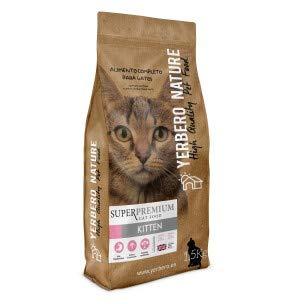 YERBERO Nature Kitten Comida Superpremium para Gatos 1,5kg