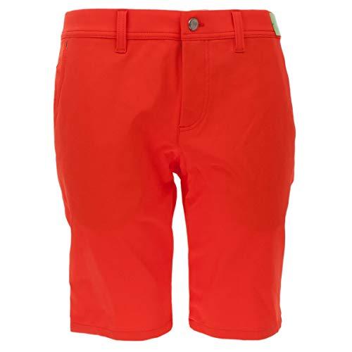 ALBERTO Herren Golfshorts Shorts Earnie 3xDry, Größe:48, Farbe:Orange(325)
