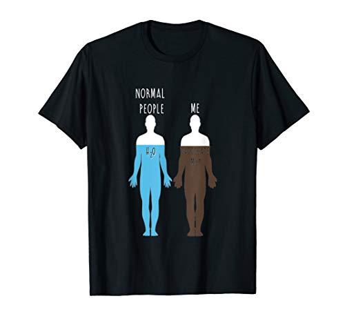 Chocolate Milk Shirt Funny Gag Gift Drinking Body Mass Water