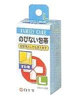 FCのびない包帯 L すね用 5.6cm×4.5m ×6個セット