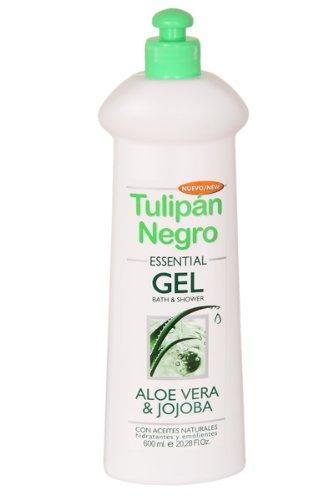 Briseida-Nuevo Tulipan Negro Essential Gel aloe vera y jojobaöl-600ml