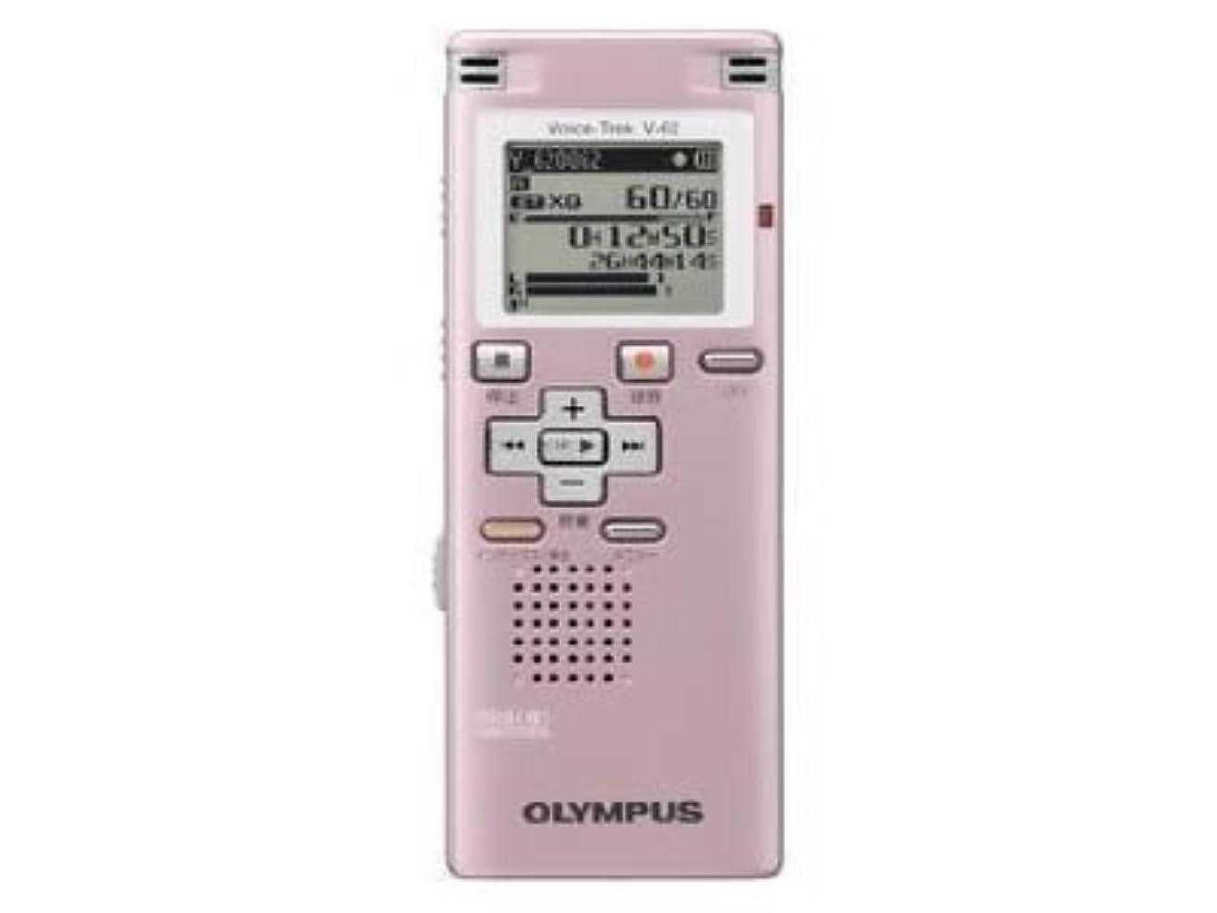 ブラインド混乱させる姪OLYMPUS ICレコーダー Voice-Trek PNK ピンク V-62