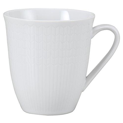[ ロールストランド ] Rorstrand Swedish Grace スウェディッシュグレース Mug マグ 500ml スノーホワイト 202435 北欧 スウェーデン [並行輸入品]