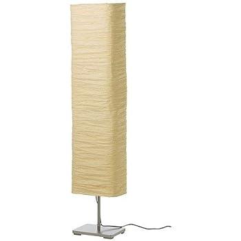 Ikea Holmo Lampe De Sol Douce Et Lisse Pour Salon Ou Chambre A Coucher Amazon Fr Luminaires Et Eclairage