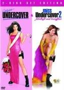 Miss Undercover / Miss Undercover 2: Fabelhaft und bewaffnet [2 DVDs]