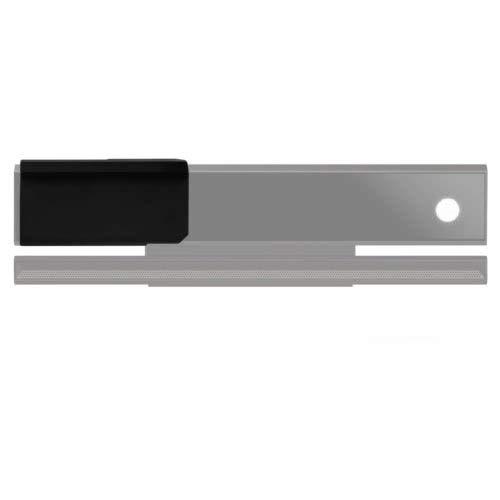 OSTENT Protetor de capa deslizante frontal para lente de privacidade compatível com Microsoft Xbox One Kinect 2