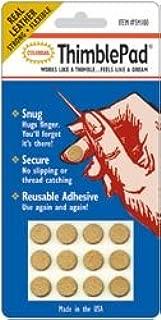 Colonial Needle Bulk Buy ThimblePad 12 Pack SM100 (3-Pack)