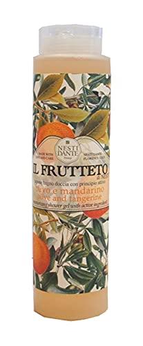 Nesti Dante Gel douche Il Frutteto olive et tangerine 300 ml