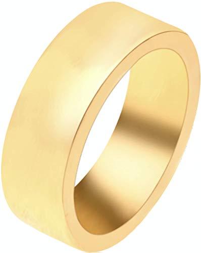 xtrafast Wow PK-Ring bis zu 17 Profi-Zaubertricks Zaubern Magie Golden 19mm Innendurchmesser