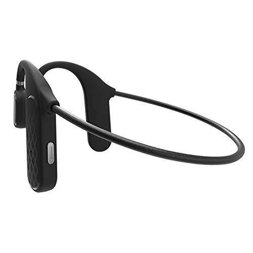 Vecksoy Knochenschall Kopfhörer, Open-Ear Bluetooth Wireless Kopfhörer, Sport Headphones, Schwarz