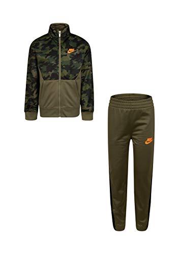 Nike Boy`s Therma Dri Fit Jacket &a…