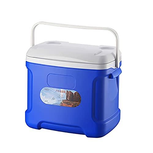 ZHTY 28L / 32L de Gran Capacidad Caja más Fresca Refrigerador de Coche,Tener frío Mantener/Mantener Caliente/Mantener fres Características,Ideal para picnics al Aire Libre,Camping y barbacoas