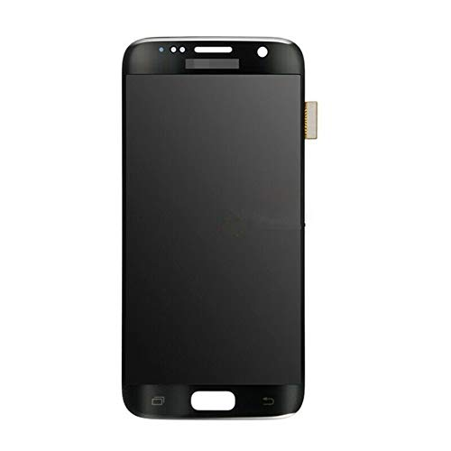 Replacement LCD Touch Screen Digitizer for Sam-Sung Galaxy S7 SM-G930 G930F Tool Repair Kit - Black