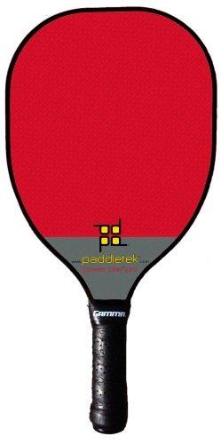 Paddletek Power Play Pro Pickleball Paddle, Red