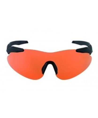 BERETTA OC01-002-0407 Challenge - Occhiali da poligono, Colore: Arancione