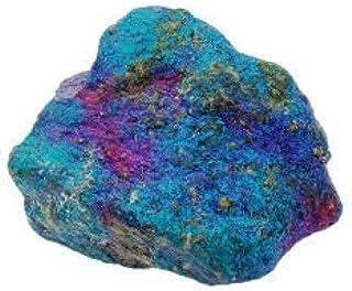 Chalcopyrite Paon Bornite de 30 à 40 mm du Mexique, Pierre Brute Naturelle, Pierre de Lithothérapie, Pierre de Guérison, C...