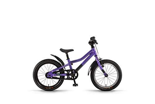Unbekannt Winora Rage 16'' Kinder Fahrrad lila/schwarz 2019