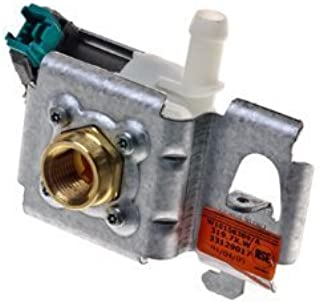 Lifetime Appliance W10158389 Water Inlet Valve for Whirlpool Dishwasher