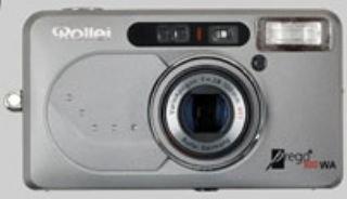 Rollei Prego 100WA Kleinbild-Kompaktkamera mit Aluminiumfrontschale (3,6-Fach Zoom)