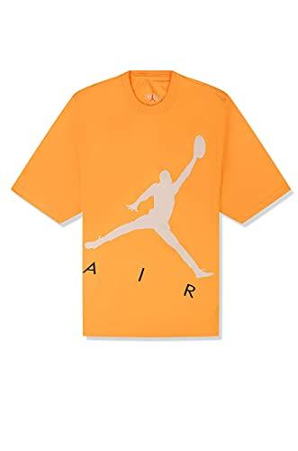Nike Jordan Jumpman Air HBR University Gold/Beach - Camiseta University Gold/Beach M