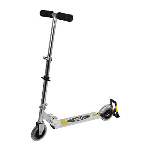 small foot 9512 Scooter met vuursteen, step voor korte en lange afstanden