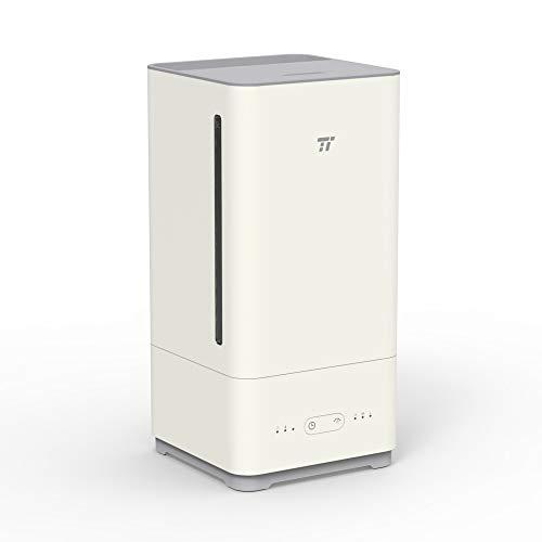 TaoTronics Humidifiers, Ultrasonic Cool Mist Humidifier for Bedroom Large Room, Germ Free(Renewed)
