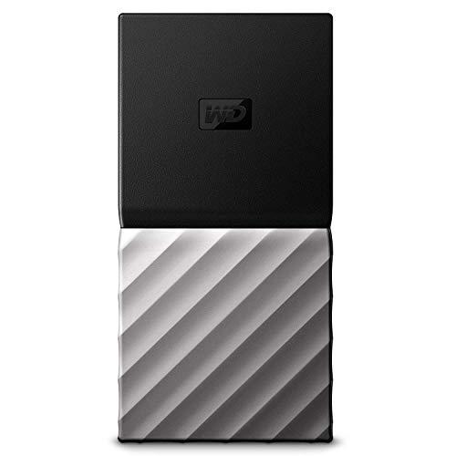 Western Digital My Passport – El disco duro SSD externo de bolsillo