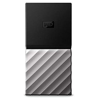 WD My Passport SSD, Almacenamiento portátil de 256GB, Color Negro compatible con PC, Xbox One y PS4 (B07C4TLLJL)   Amazon price tracker / tracking, Amazon price history charts, Amazon price watches, Amazon price drop alerts