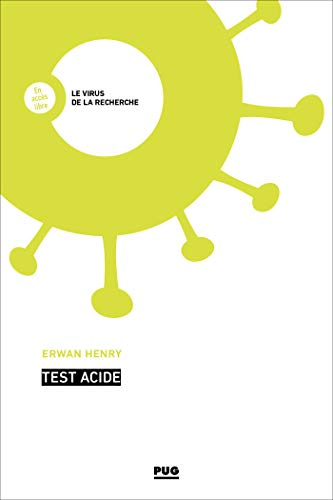 Test acide (French Edition)