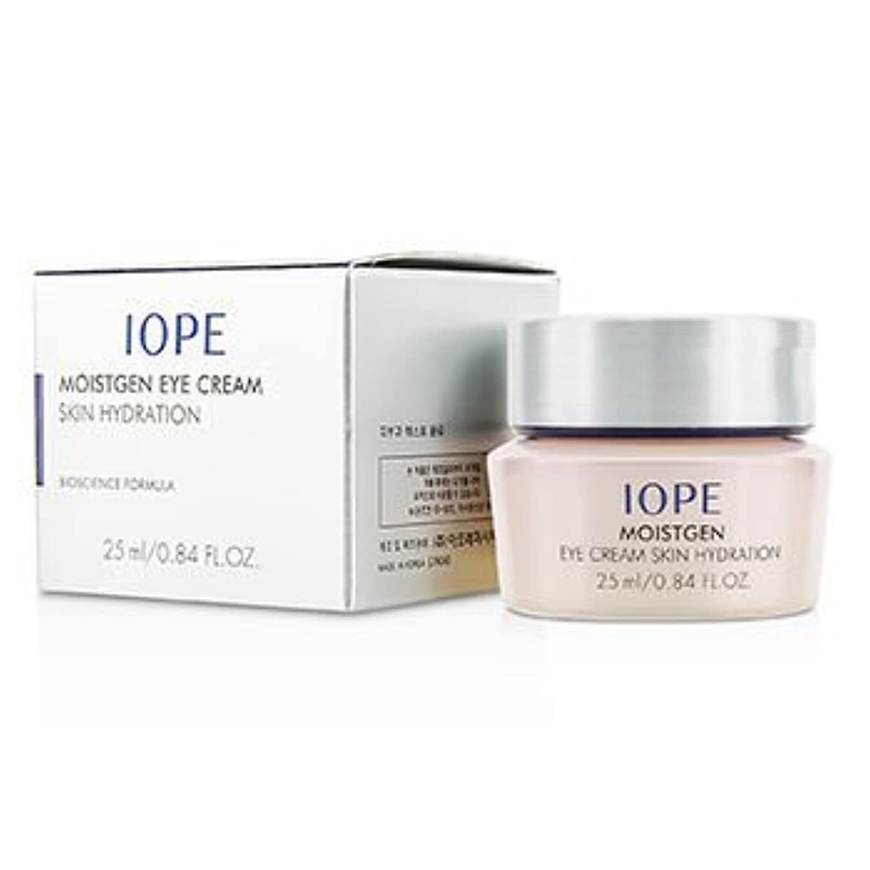 染料無しご飯[IOPE] Moistgen Eye Cream Skin Hydration 25ml/0.84oz