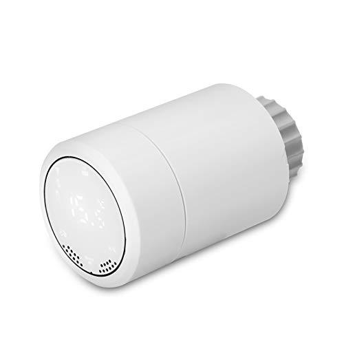 Keifen Controlador de temperatura de pantalla táctil HY367RT ZigBee, radiador termostático, controlador de temperatura inteligente para el hogar, radiador constante