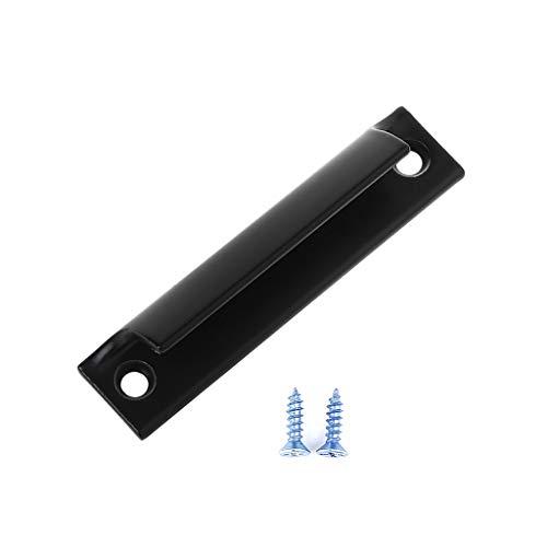 BIlinl Tirador de Puerta de aleación de Aluminio Empujar-Tirar Balcón Puerta Ventana Tiradores Perilla Muebles