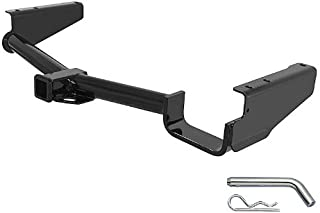 VioGi Fit: 04-06 Lexus RX330 07-09 RX350 06-08 RX400h 04-07 Toyota Highlander Class 3 Trailer Tow Rear Hitch Receiver w/ Clip+Pin+Mounting Hardware 13530
